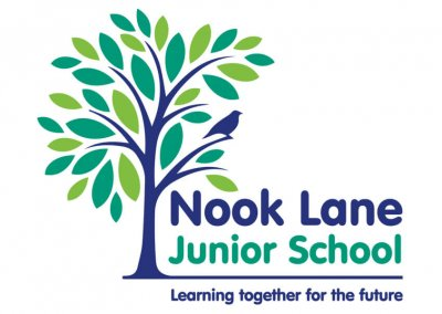 Junior school branding for Nook Lane