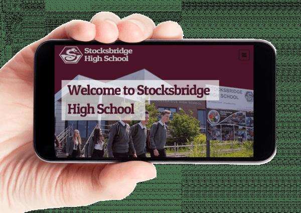 WEBSITE CASE STUDY STOCKSBRIDGEH