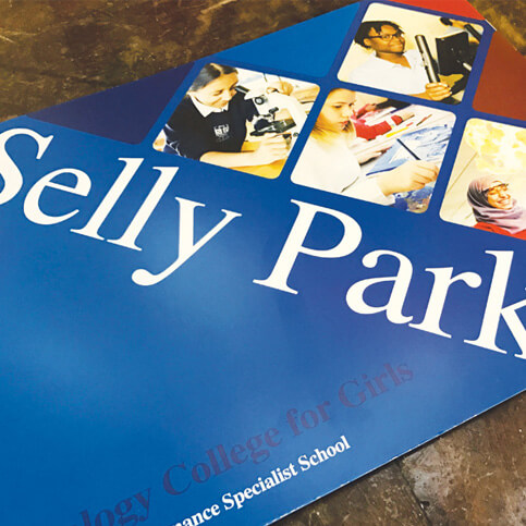 Selly Park Prospectus