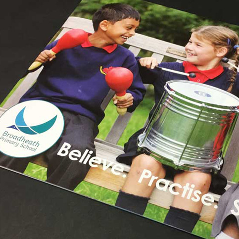 Broadhealth Primary School Prospectus