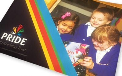 Pride MAT Branding and Brochure