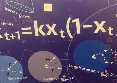 Design for Education school branding