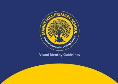 Primary school branding design